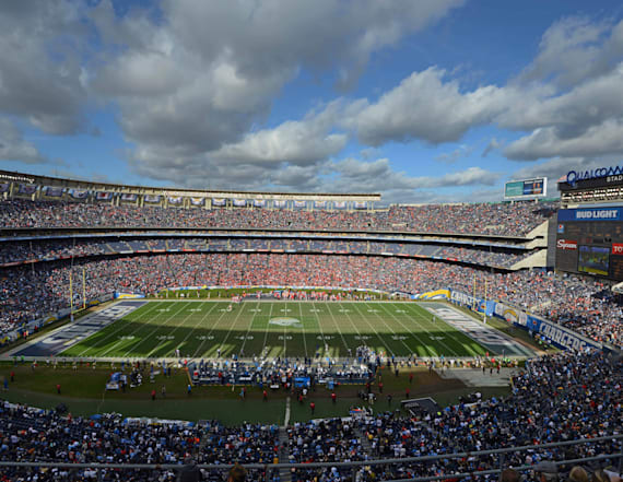 Team owner: San Diego Chargers moving to Los Angeles