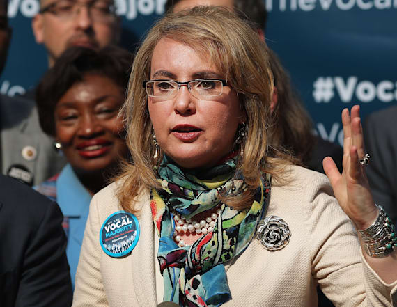Giffords slams Republicans: 'Have some courage'