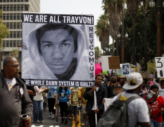 Huge star to bring Trayvon Martin's story to film