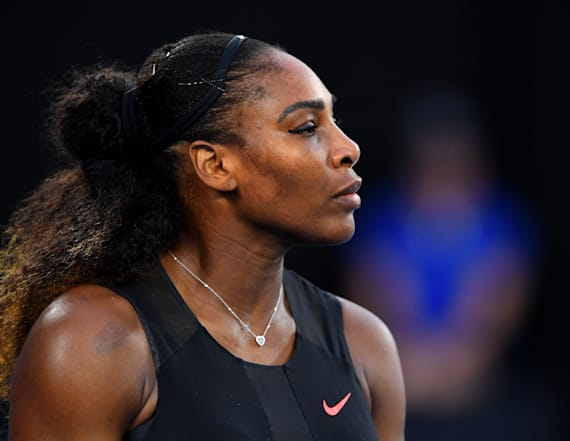 Serena breaks silence on racially charged remark