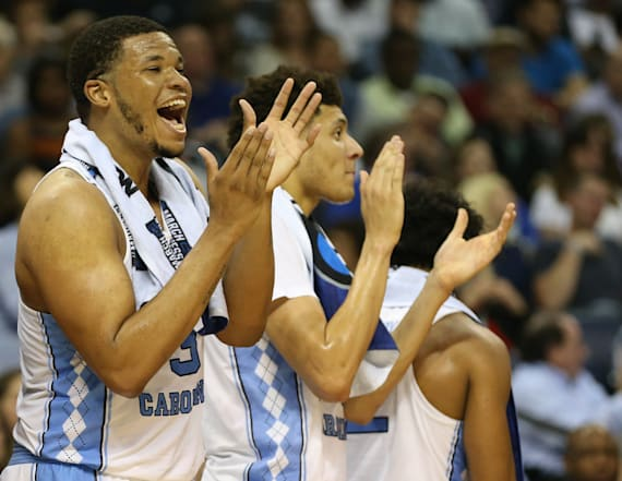 North Carolina handles Butler to reach Elite Eight
