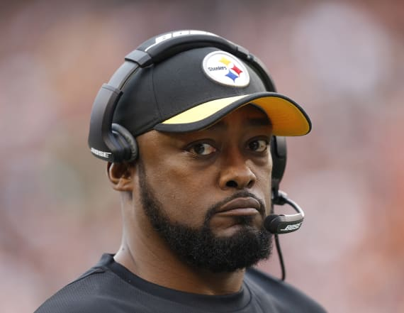 "Steelers coach slams Antonio Brown as ""selfish"""
