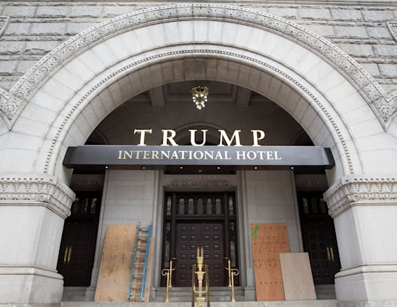 New Trump hotels will actually ditch the Trump name