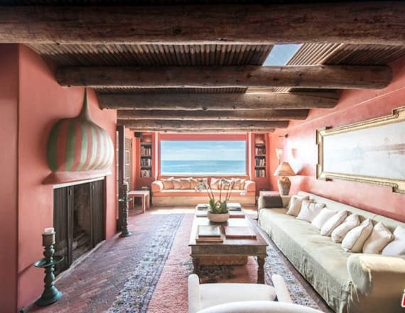 Rent Sting's Malibu beach house for the summer