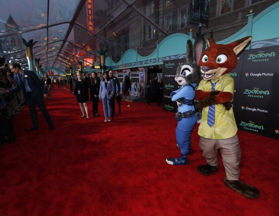 Writer says Disney stole idea for 'Zootopia'