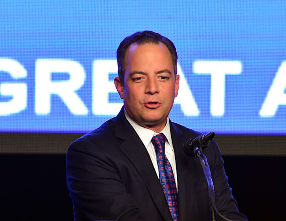 Priebus blasts ethics director over Trump remarks