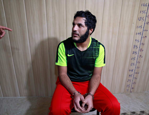 Captive ISIS militant says mass rapes were 'normal'