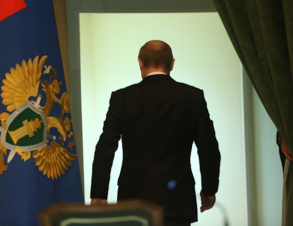 Report: Putin could be the richest man in the world