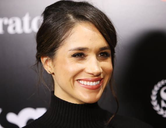 Meghan Markle gives Middleton sweet gift