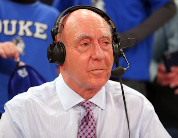 Dick Vitale reveals pick for NCAA Tournament winner