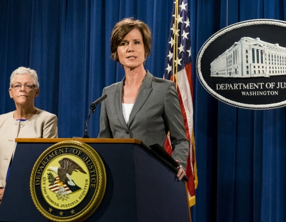 White House denies blocking Sally Yates' testimony