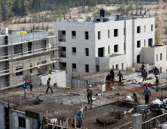 Israel plans 2,500 new settlement homes in West Bank