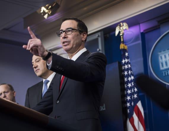 Mnuchin: Trump's tax plan may help middle class