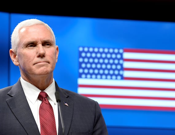Pence: I was 'disappointed' over Flynn