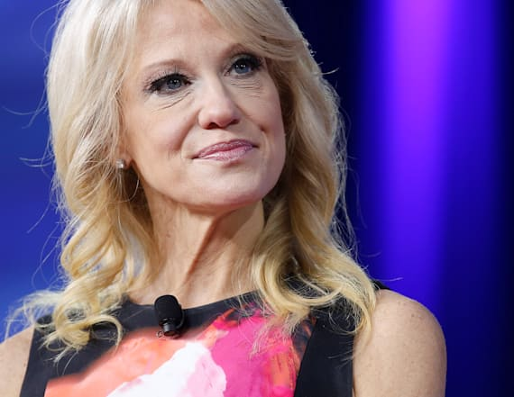 WH responds to Kellyanne Conway's Ivanka Trump plug