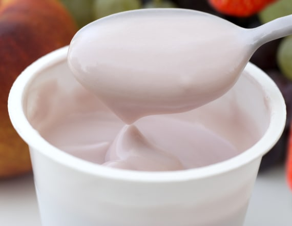 Here's the truth about the weird liquid in yogurt
