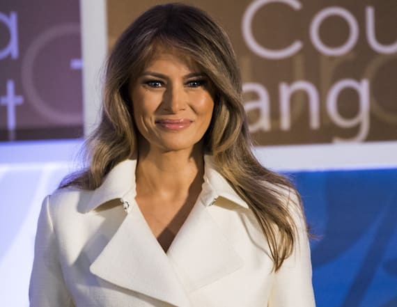 Is Melania Trump the most reclusive first lady yet?