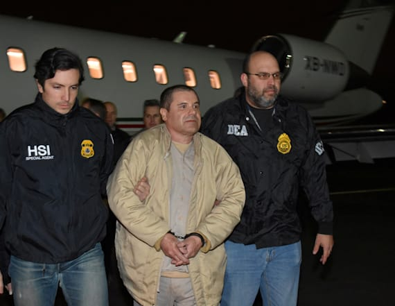 'El Chapo' pleads not guilty