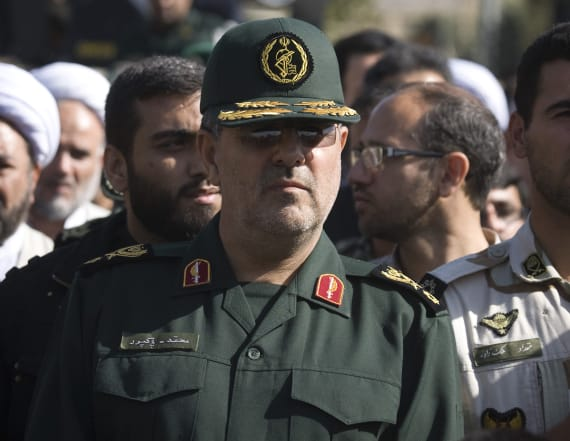 Iran ready to give US 'slap in the face' - commander