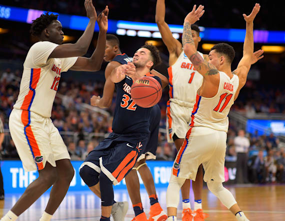 Florida puts clamps on Virginia