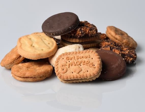 Girl Scouts reveal original 100-year-old recipe