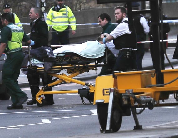 4Chan post may have predicted London attack: reports