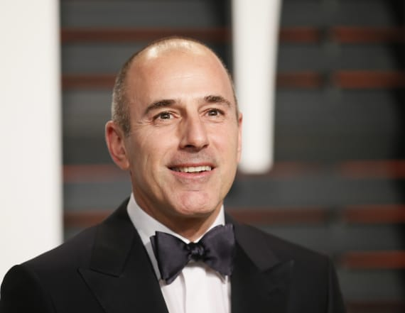 Matt Lauer says star is 'kind of my soulmate'