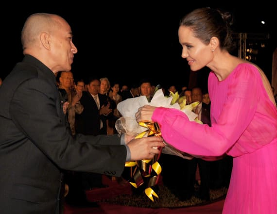 Jolie opens up about her split for first time