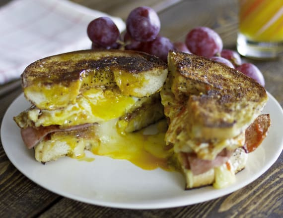 Best Bites: Inside out breakfast sandwich