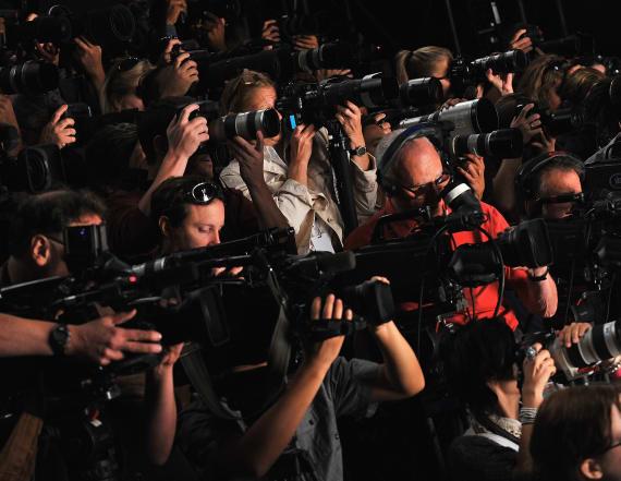 Man mistaken for celebrity got VIP treatment at NYFW