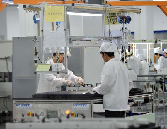 Electronics giant mulls $7B US plant