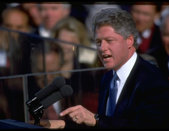 Bill Clinton's first inauguration speech: Full text