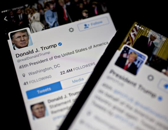 Staffers discuss how they kept Trump off Twitter