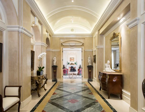 Peek inside the $129M mansion no one wants to buy