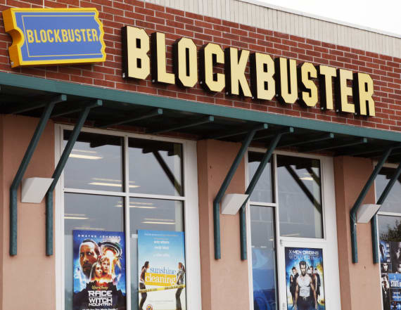 Alaska is the 'last frontier' for Blockbuster
