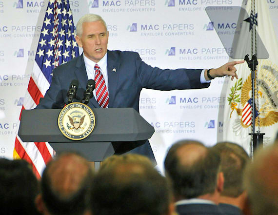 Photo of Mike Pence leaves Twitter users infuriated