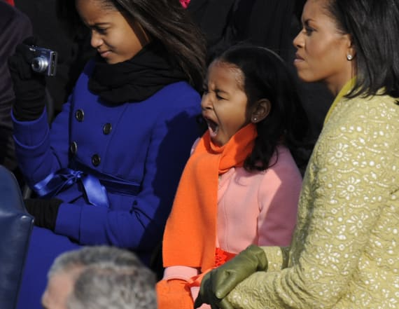History's most memorable inauguration moments