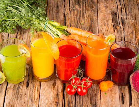 Type of juice might be the secret to staying young