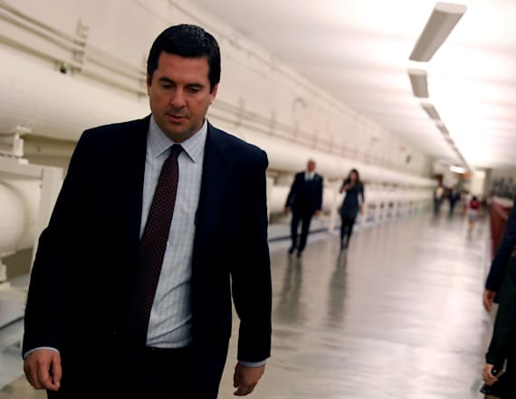 WH officials helped give Nunes intelligence reports