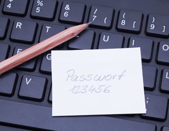 Steer clear of these 25 weak passwords