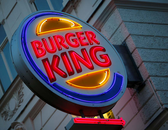 Burger King is buying another fast-food giant