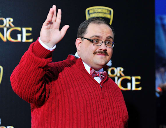 Internet sensation Ken Bone just made a comeback