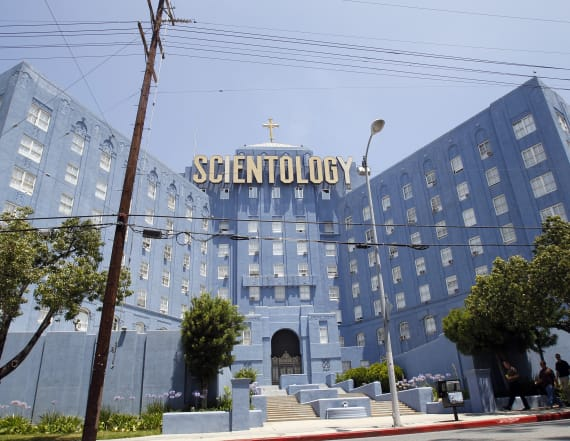 Details about Scientology's alleged 'prison camp'