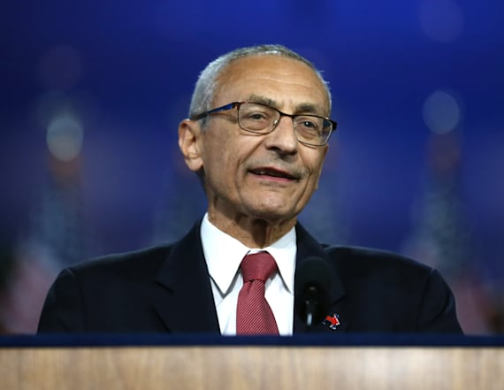 Podesta: 'Forces in FBI' didn't want Clinton to win