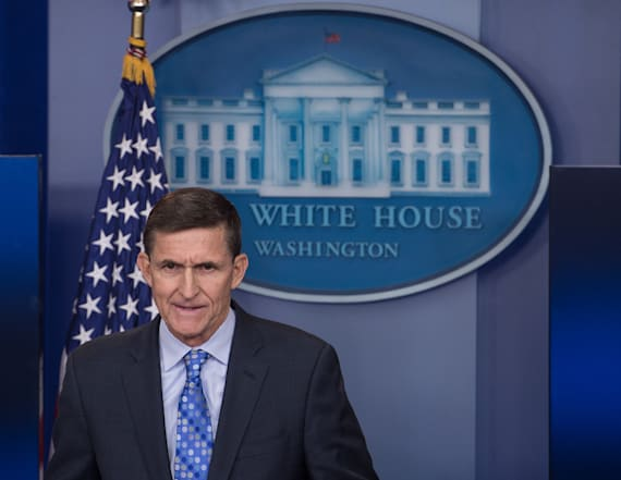 FBI may be talking to Ex-Trump adviser Michael Flynn
