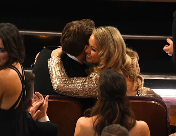Ryan Gosling's sister steals spotlight at Oscars