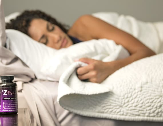 Get deeper sleep with anti-aging results