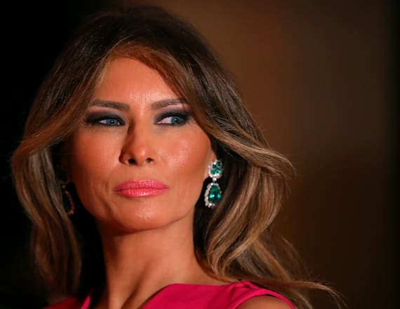 WH responds reports Melania Trump is 'miserable'