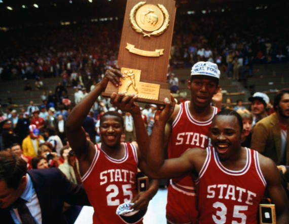 The 5 best title games in March Madness history