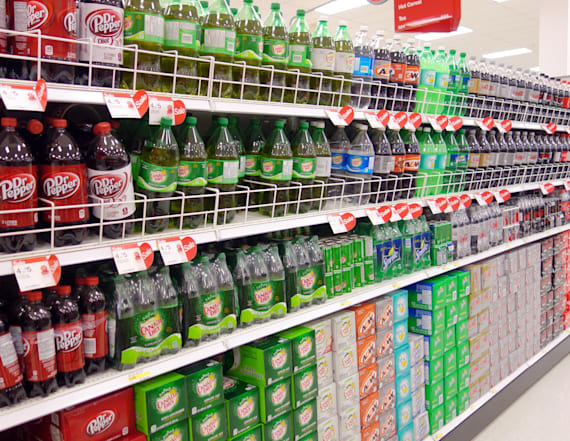 Type of soda linked to stroke, dementia risk